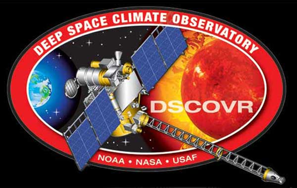 Official DSCOVR Logo from NOAA